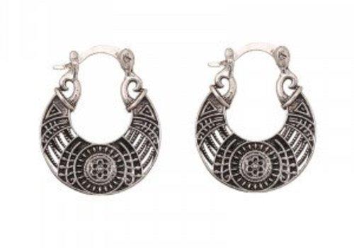Earrings vintage ethnic III