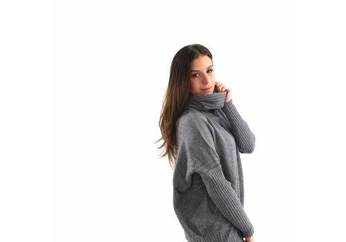 Col sweater Whoo grey