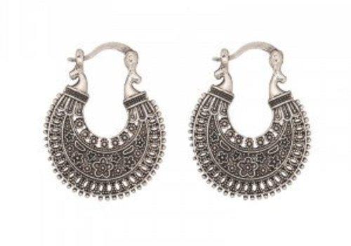 Earrings vintage ethnic II