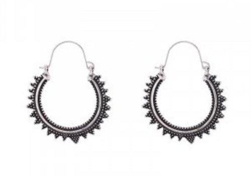 earrings ethnic princess