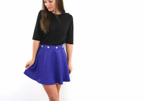Maison Runway Skirt Enzo