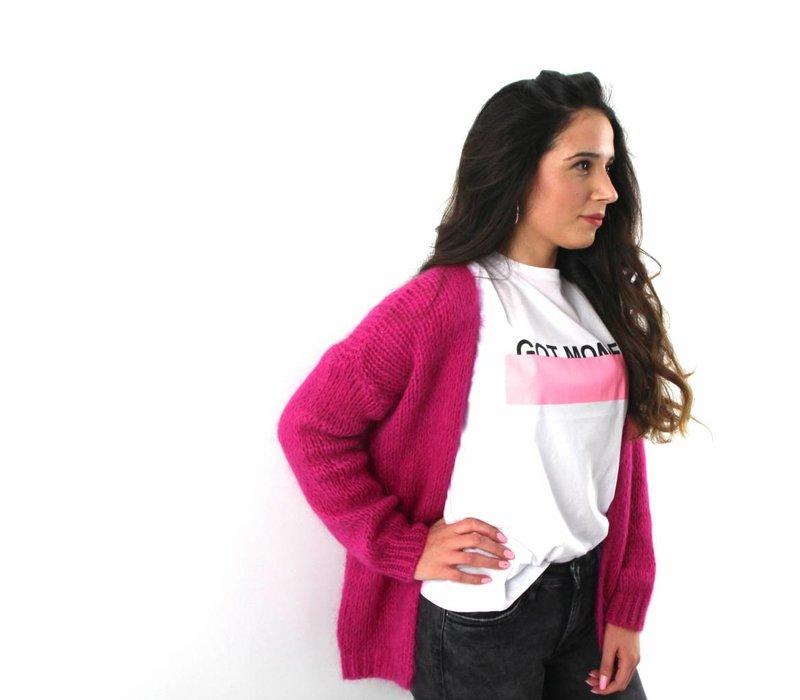 Cardigan NT pink 603