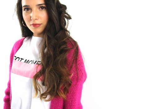 Cardigan NT pink