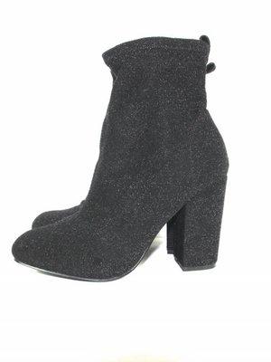 Queen Tina Glitter boots