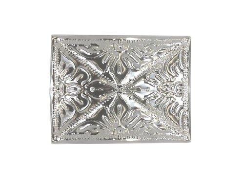 Aluminium doos set