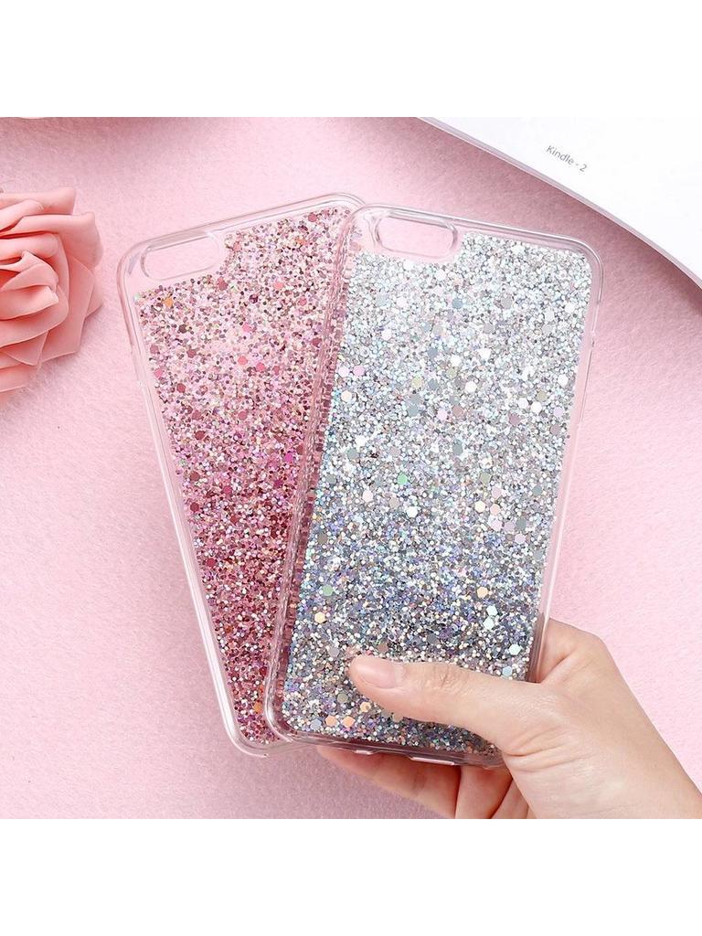 Iphone 7 case glitter