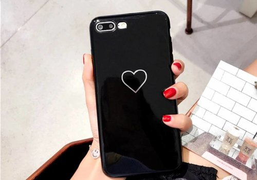 Iphone 8 case heart