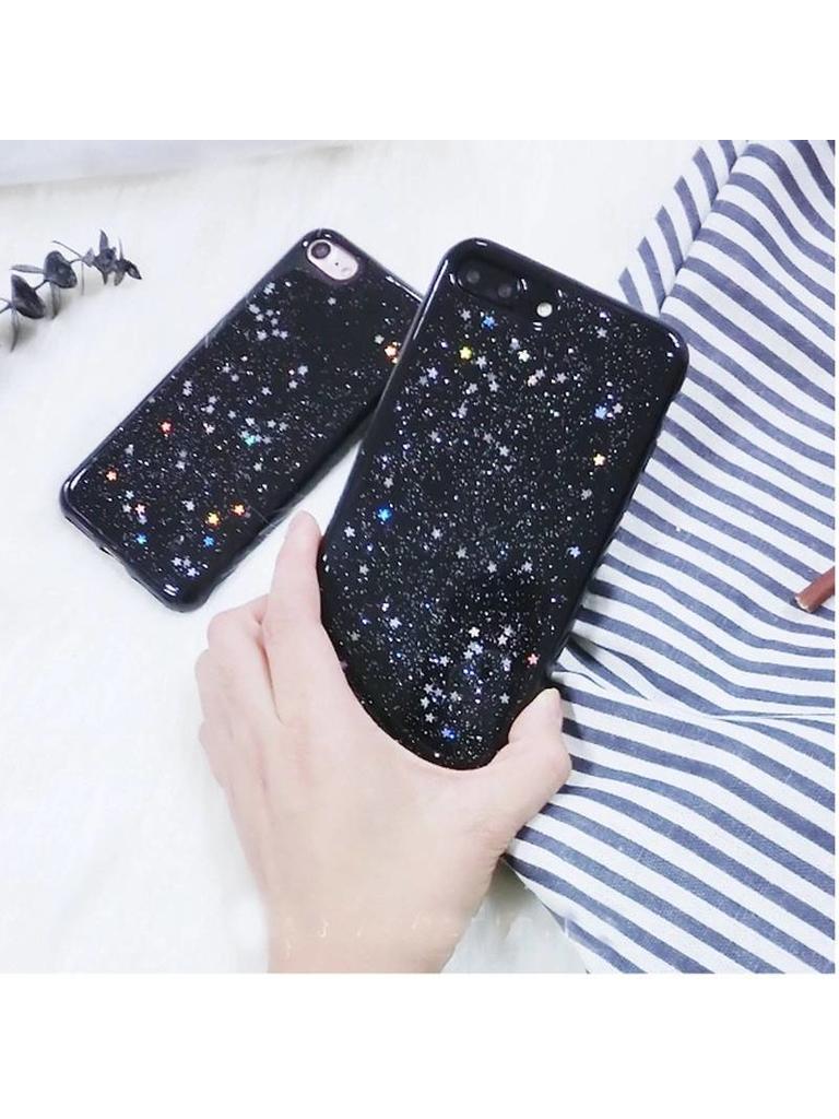 Iphone 6s case glitter stars