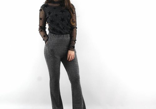 Glitter girl pants