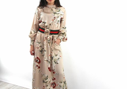 Pretty flowerpower dress