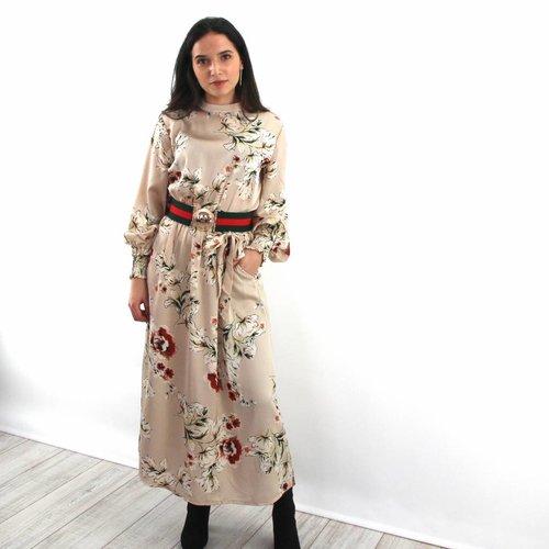 Elli White Pretty flowerpower dress
