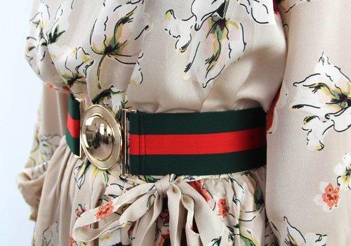 Ladylike belt