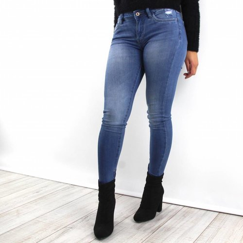 Queen Hearts Big Boss jeans
