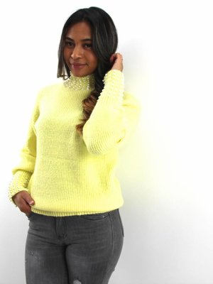 Bisou's project Lemon love jumper