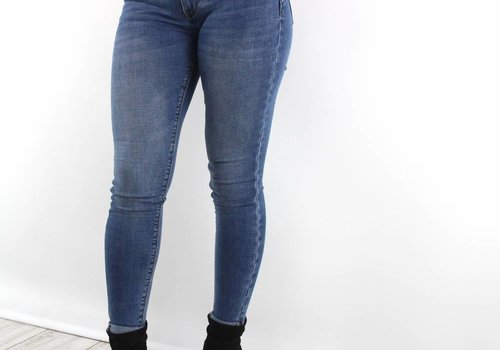Queen Hearts Push Up Jeans