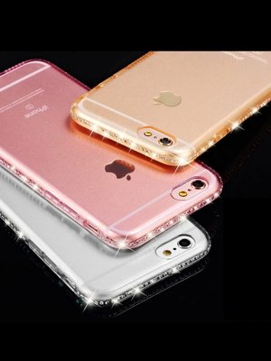Ladylike Iphone 7 clear case transparant
