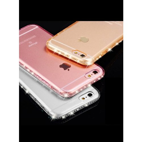Iphone 7 clear case transparant