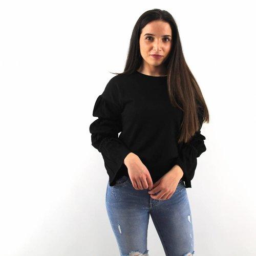 Nicole Nicole black jumper
