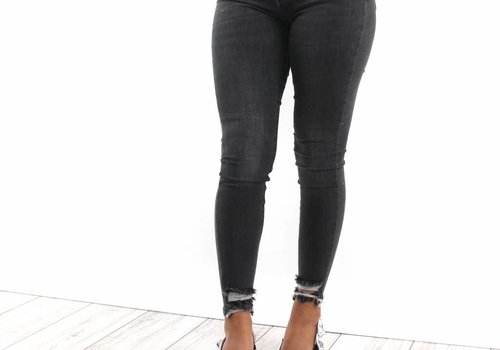 Queen Hearts Skate jeans