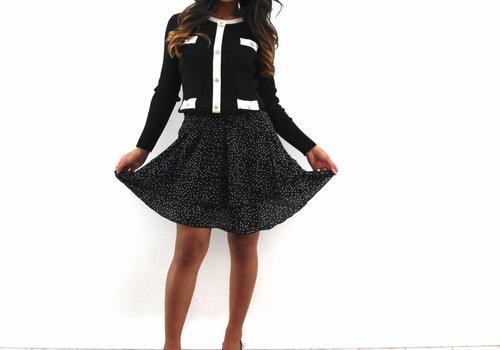 Vintage Dressing Pretty dots skirt