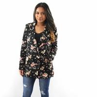 Bloomy blazer