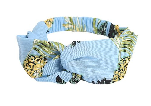 Headband pineapple party