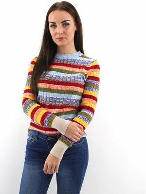 JCL Color print jumper 1