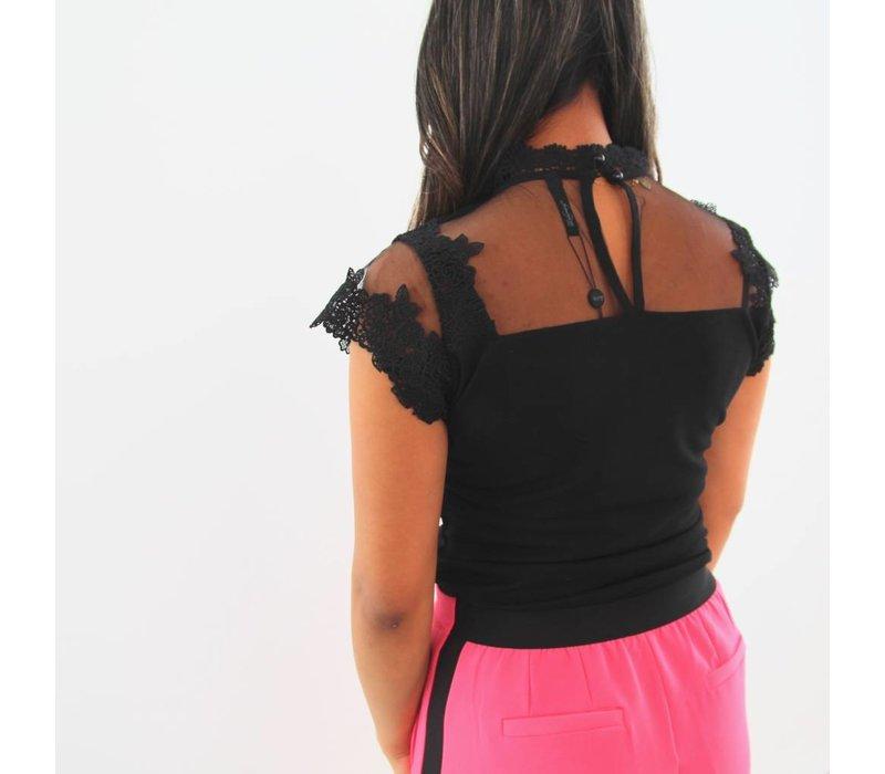 Always lace shirt