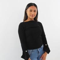 Capsule jumper black