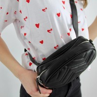 Belt-bag zwart