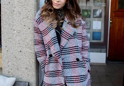 Lovie #Tweet coat