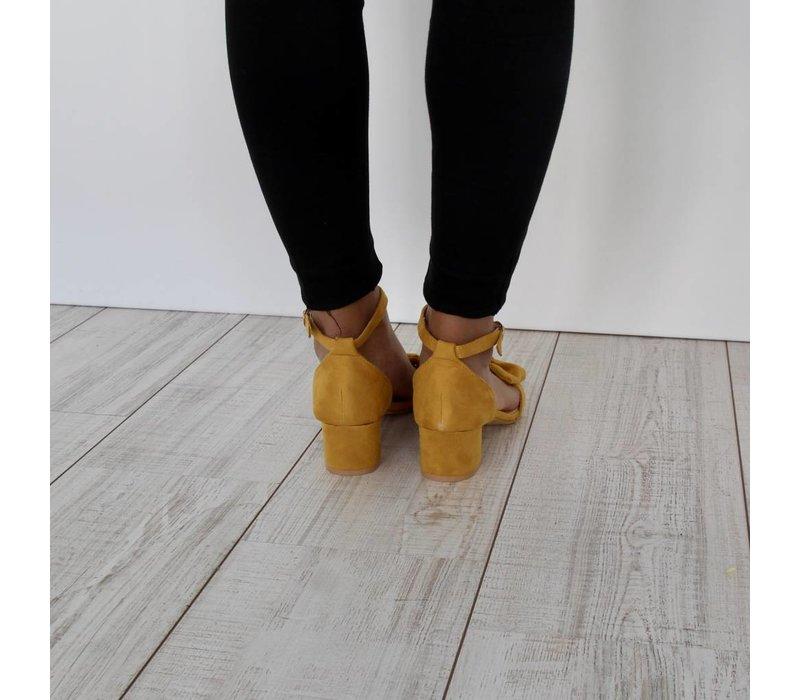 Big secret heels
