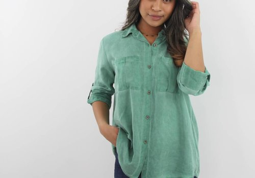 Overdrive blouse