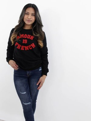 Beauty Fashion Amour is french sweater