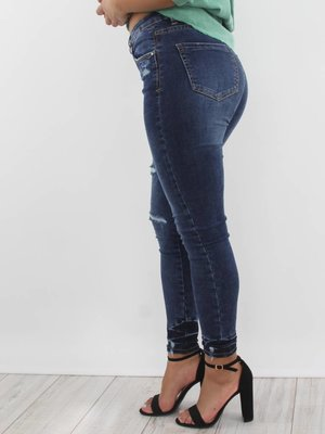 Queen Hearts All fine jeans
