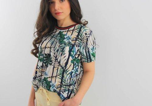 By Clara Leaves shirt