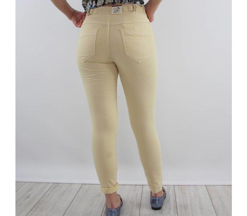 Civico pants yellow
