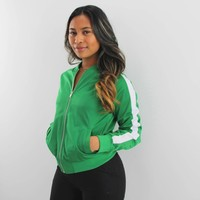 Dreamy jacket green