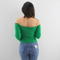 Off top green