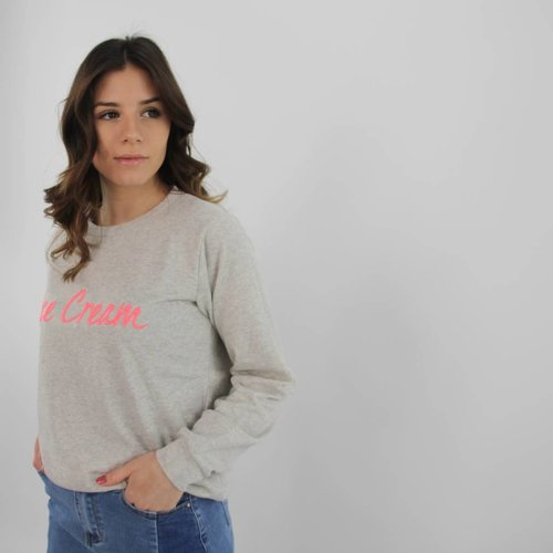 Daphnea Ice Cream sweater