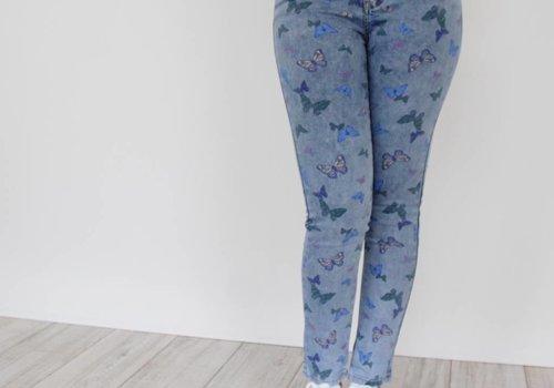 Toxik Butterflies jeans