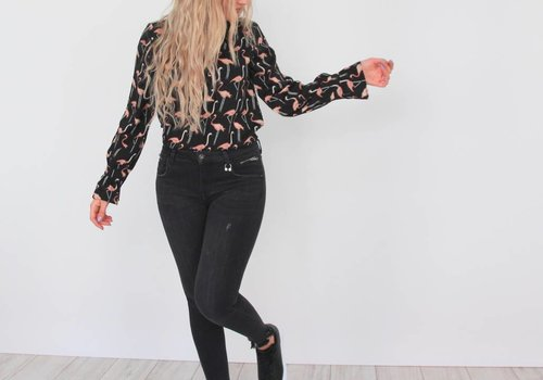 Queen Hearts Fashion jeans