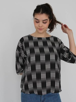Complimento Blouse with dots