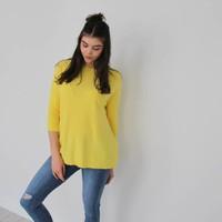 Lovely jumper yellow