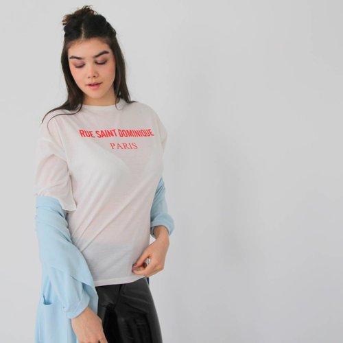 JCL Rue Saint Dominique Paris t-shirt