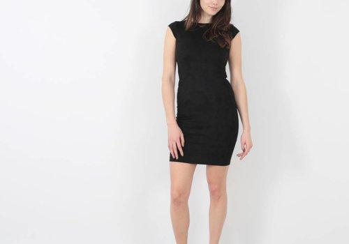 Beauty Fashion Suedine dress