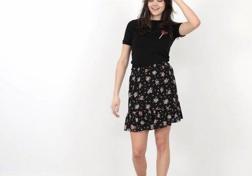 Daphnea Flower skirt