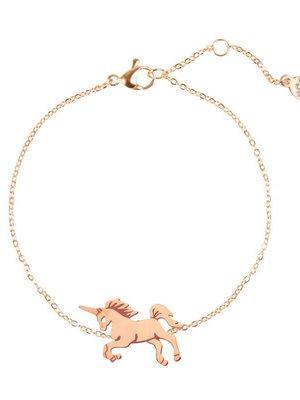Yehwang Armband stylish jumping unicorn