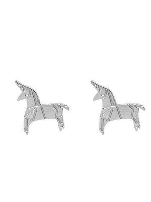 Yehwang Earrings happy unicorn