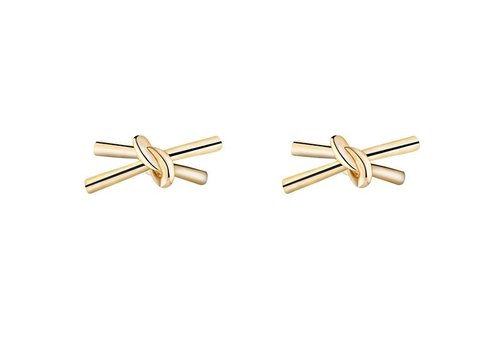 Yehwang Earrings double knot